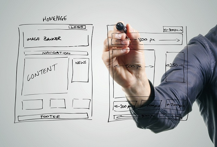 Web-Design Home