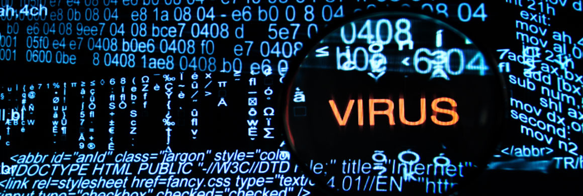 virus Reparación de ordenadores